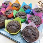cokoladove muffiny upecene 1