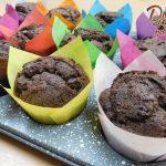 cokoladove muffiny upecene 2