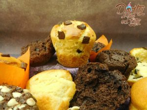 muffin jogurtovy s cokoladovymi kousky