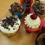 muffiny zdobene mix 3