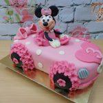 auto s minie jako dort