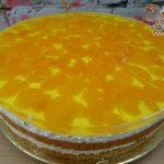 mandarinka zele