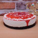 cheesecake jahoda