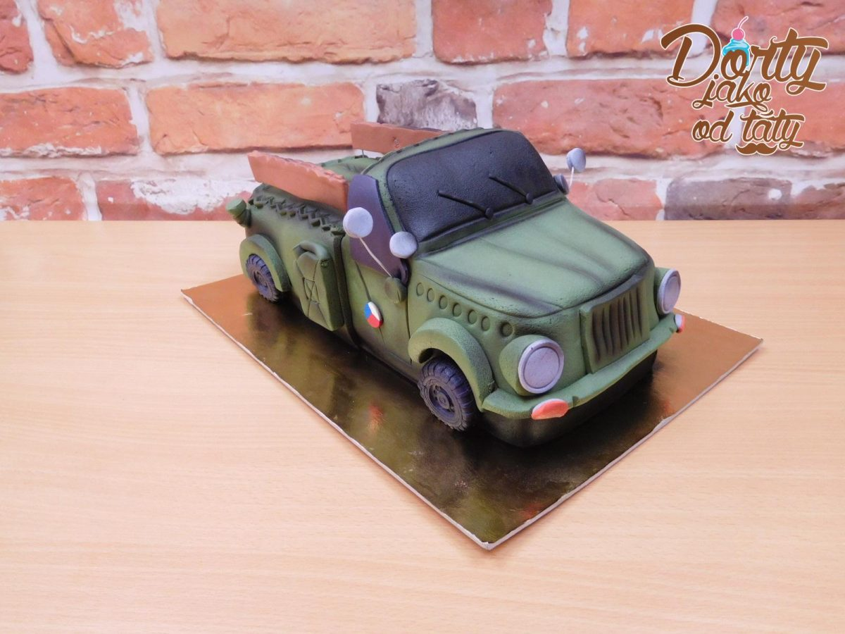 vojenske auto
