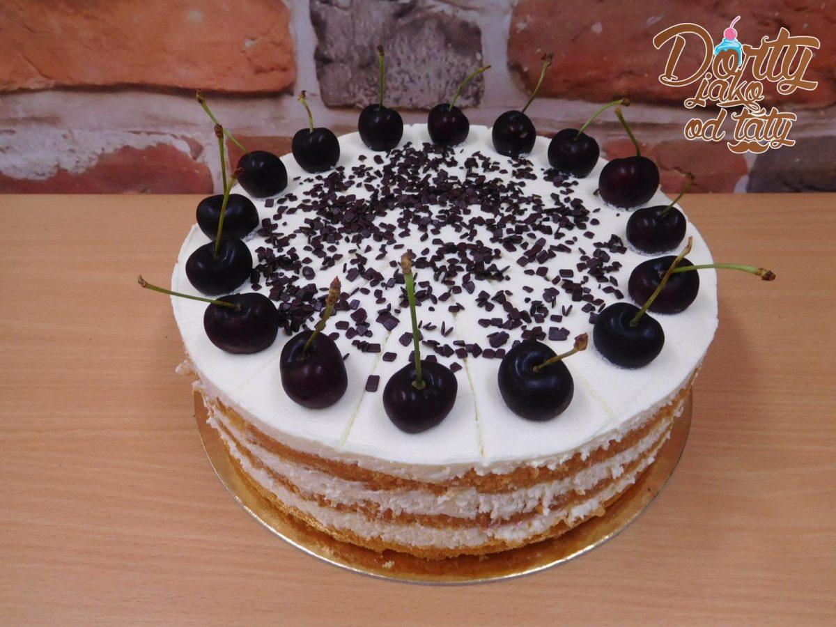 tresnovy dort