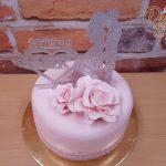 maly svatebni dort