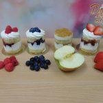 mix minidortiku ovocnych