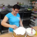 obmazavani dortu