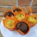 muffiny mix oranzovy kosicek