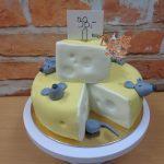 mysi dort syr