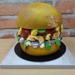 hamburger dort