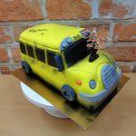 skolni autobus dort