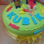 jmeno na dortu Kubik