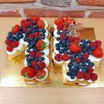 dort ovocna ctrnactka