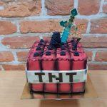 minecraft 3D TNT