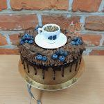 stekany dort doruvky kava