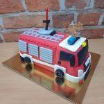 dort auto 3D hasici