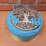 strom zivota dort